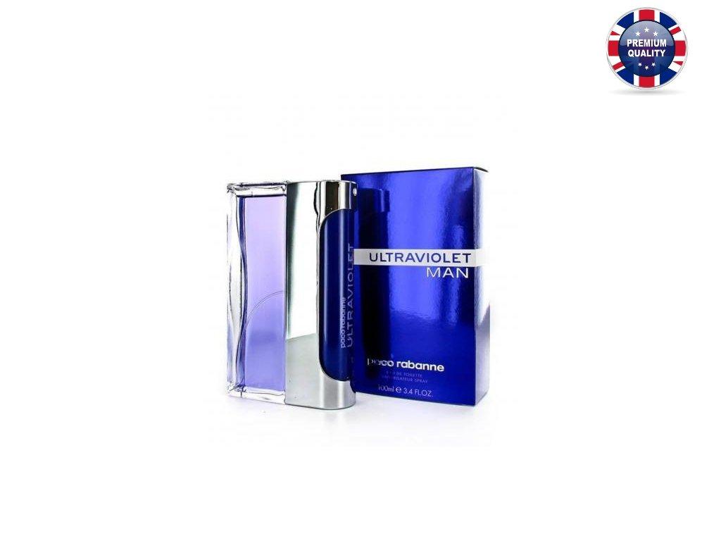 Paco Rabanne Ultraviolet toaletní voda pánská 100 ml