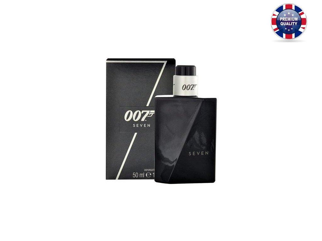 James Bond 007 Seven Intense parfémovaná voda pánská 75 ml