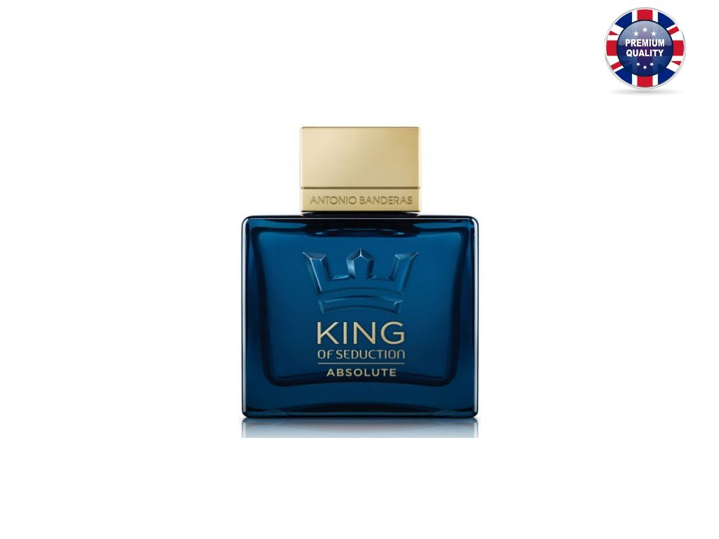 Antonio Banderas King of Seduction Absolute toaletní voda pánská 100 ml