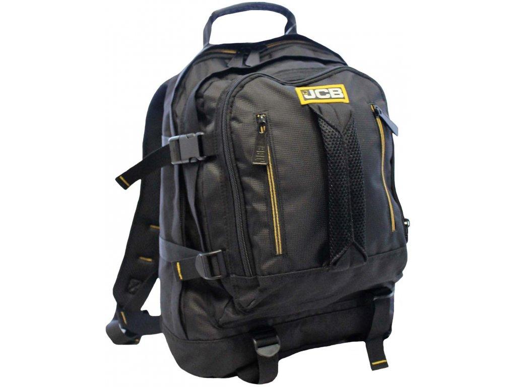 Kvalitní batoh pro náročné JCBBP 18 ŽLUTÉ ZIPY