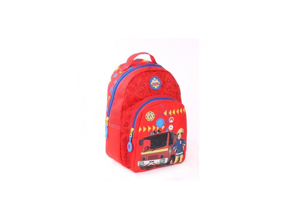 Dětský batoh Požárník Sam Ready Steady Rescue