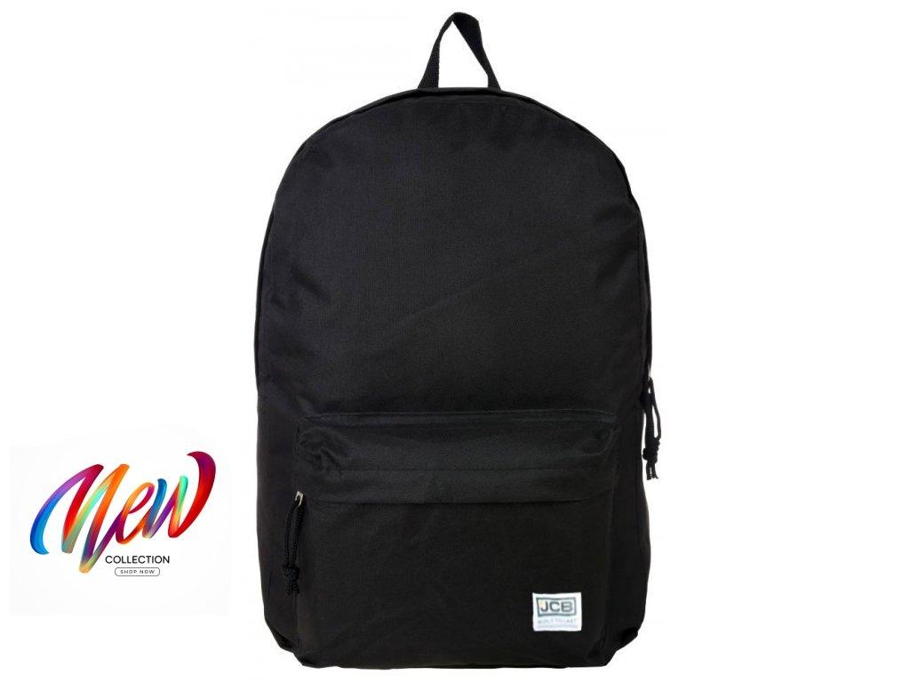 Originální batoh JCBBP 15 ČERNÝ