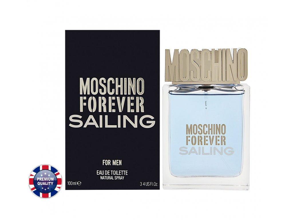 Moschino Forever Sailing toaletní voda pánská 100 ml