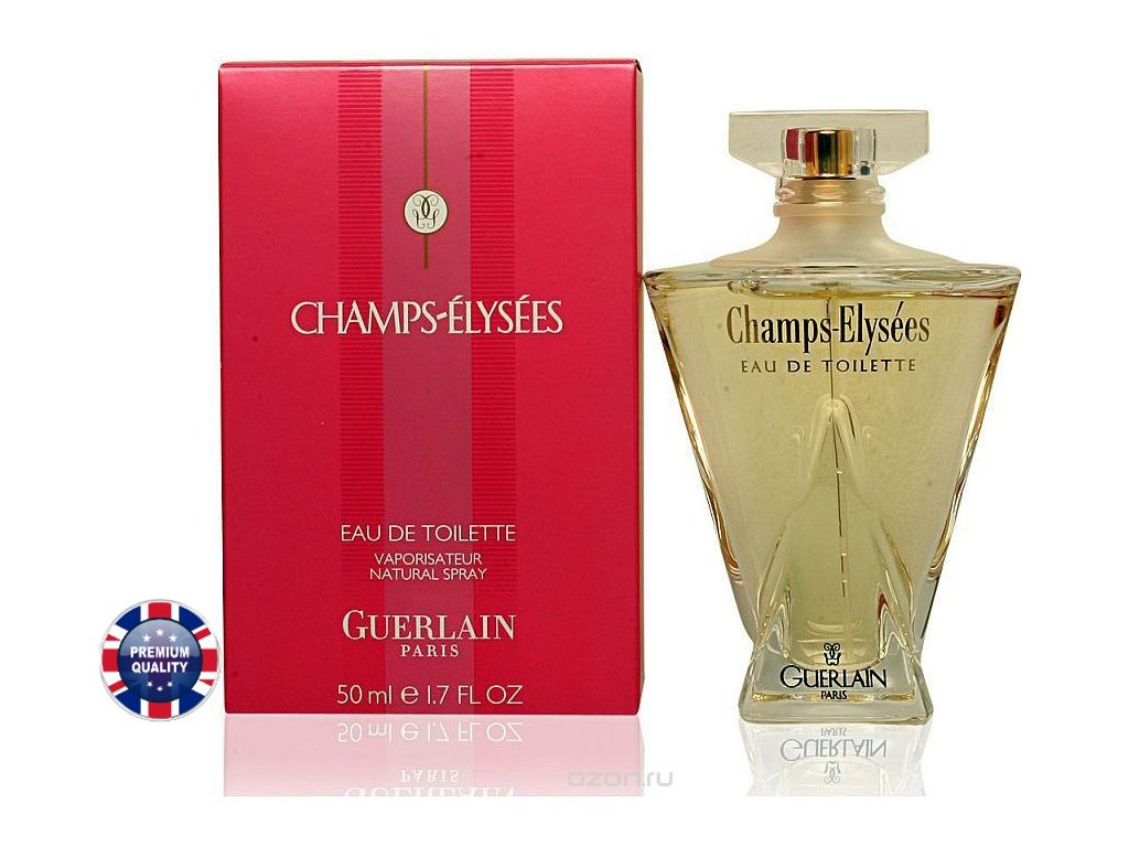 Guerlain Champs Elysees toaletní voda dámská 50 ml