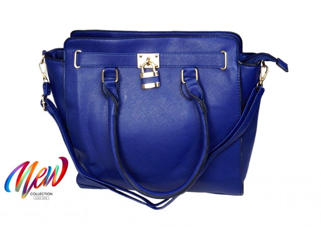 Elegantní kabelka JBFB 75 MODRÁ