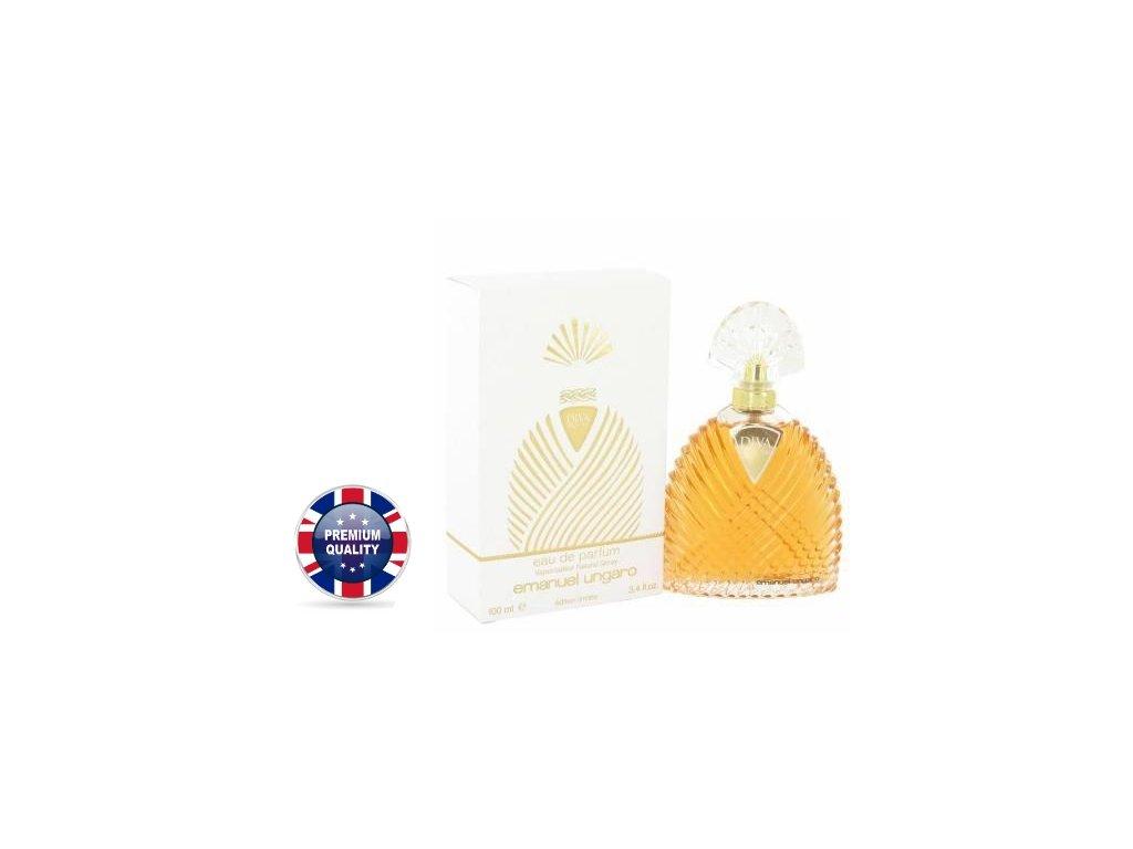 Emanuel Ungaro Diva parfémovaná voda dámská 100 ml