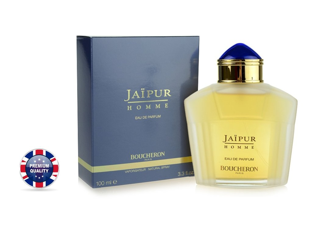 Boucheron Jaïpur parfémovaná toaletní voda pro muže 100 ml