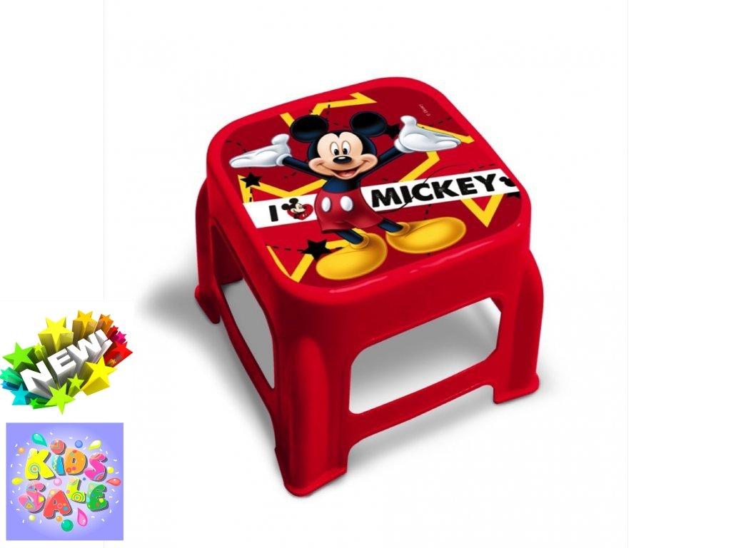 Dětská stolička MICKEY 59494