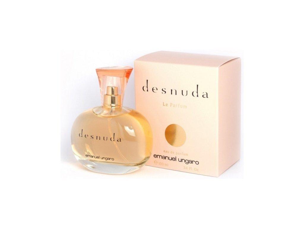Emanuel Ungaro Desnuda Le Parfum parfémovaná voda dámská 100 ml