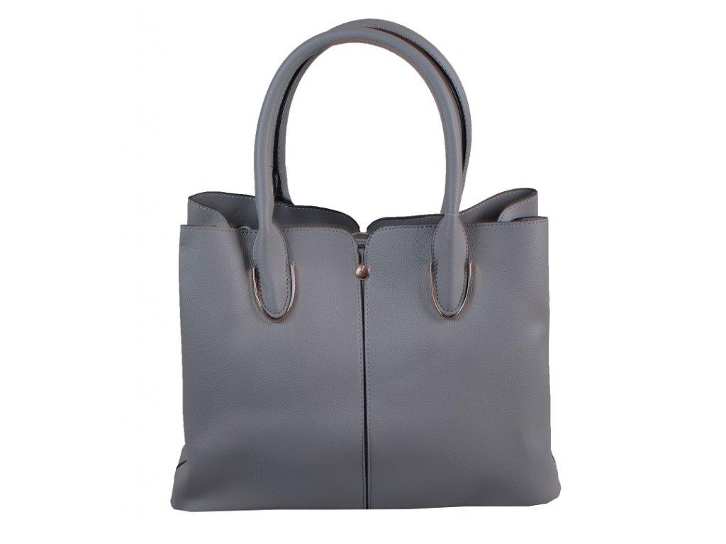 Dámská kabelka XH 001 šedá