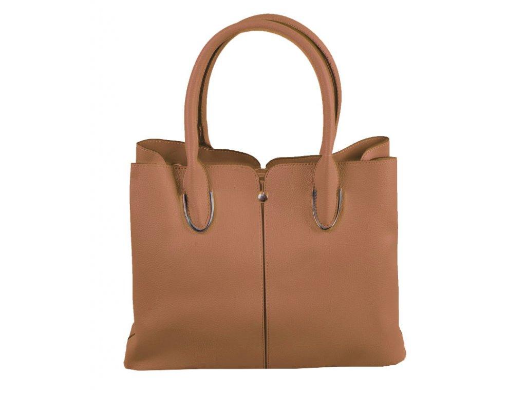Dámská kabelka XH 001 TAN