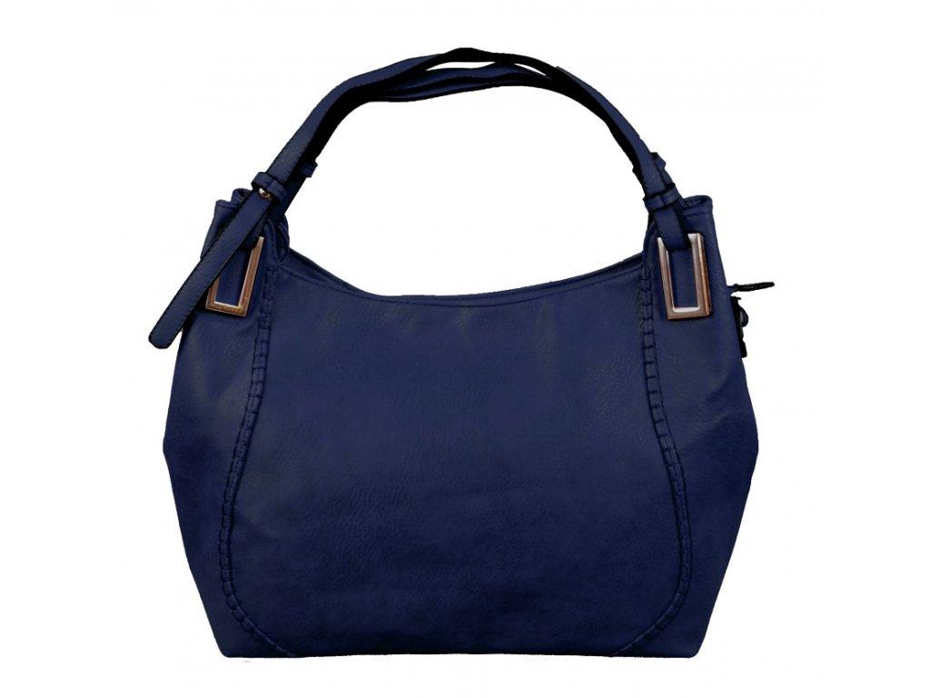 Prostorná taška 885 tmavě modrá