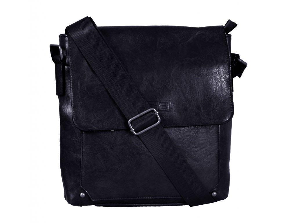 Pánská taška přes rameno JCB 30 ČERNÁ