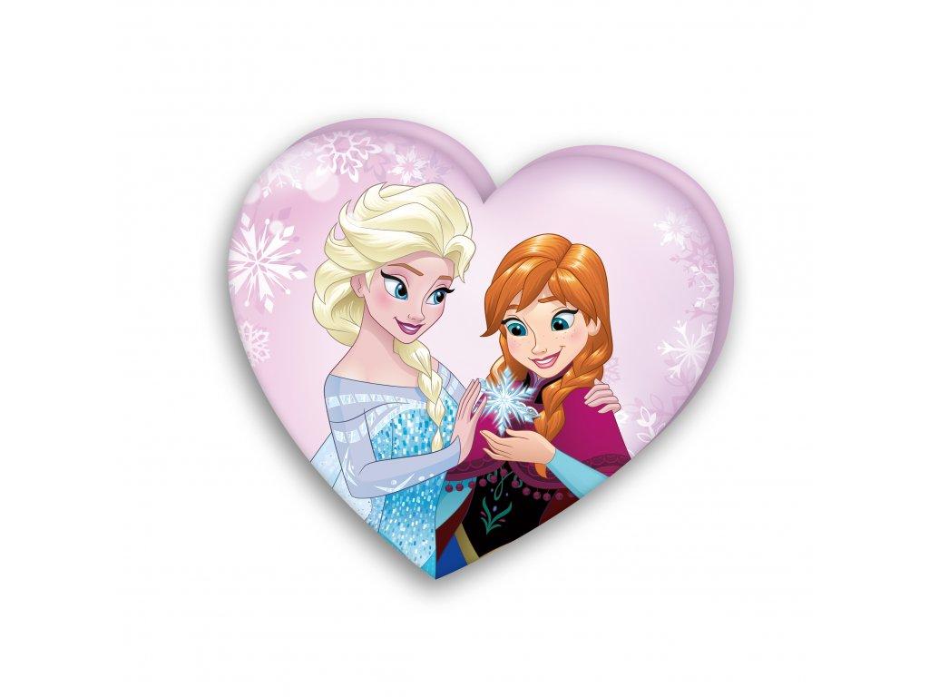 Plyšový polštářek Frozen-Ledové království  frozen