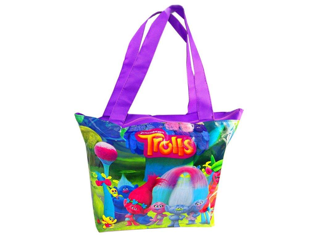 Dětská plážová taška TROLLOVÉ TL 11347