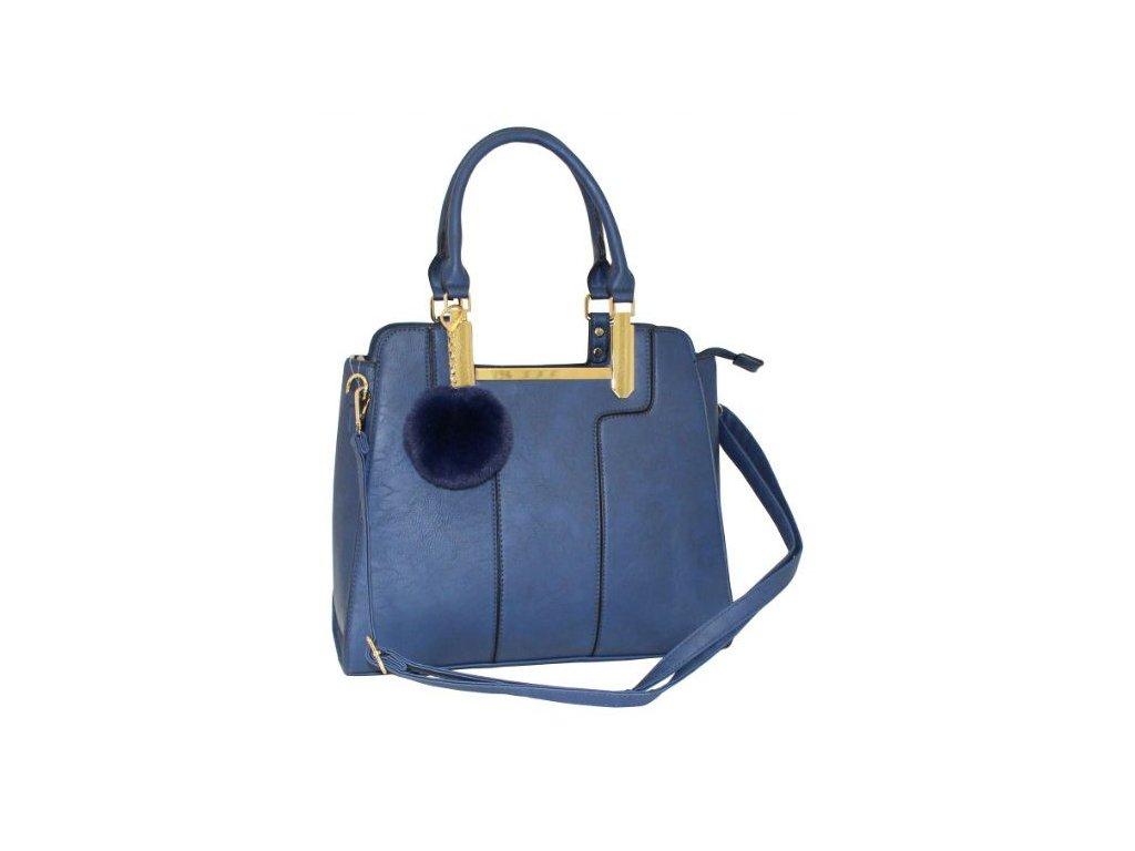 Luxusní kabelka JBFB 315 MODRÁ