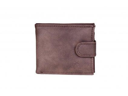 Pánská peněženka JBNC 07 HNĚDÁ