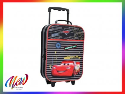 Dětský kufřík na kolečkách Cars Go 95