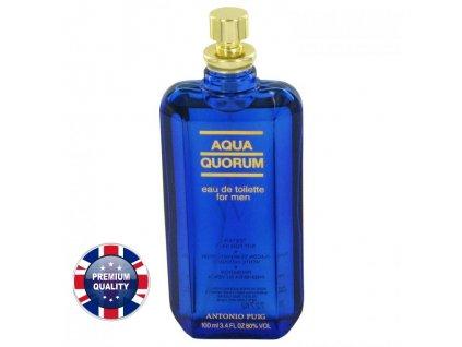 Antonio Puig Agua Quorum toaletní voda pánská 100 ml