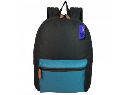 Modní a praktický batoh JBBP 270 ČERNO/MODRÝ