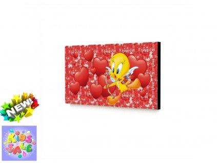 Obraz Looney Tunes 29586 ČERVENÝ
