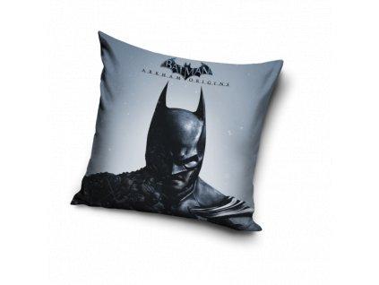 Polštářek Batman Arkham Origins 40x40 cm