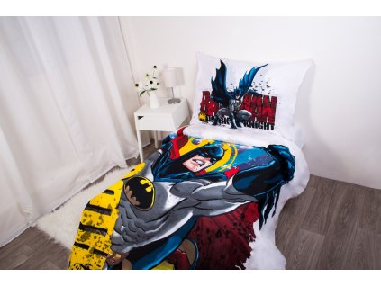 Halantex povlečení Batman 4004BL 140x200 70x90