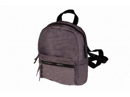 Dámský textilní batoh - JBFB 184 - šedý