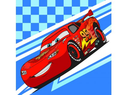 Magický ručníček CARS 043