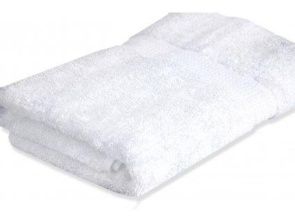 Froté ručník SPRING , 50x100 cm, bílý