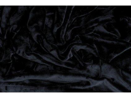Aaryans Prostěradlo mikroplyš /mikroflanel černé