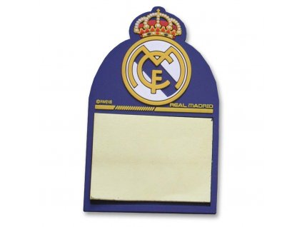 Magnetický bloček na poznámky REAL MADRID