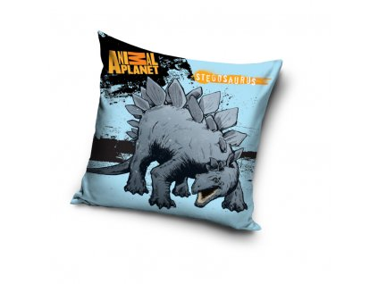 Polštář Animal Planet STEGOSAURUS 40x40cm