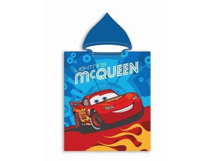 Dětské pončo s motivem CARS 05