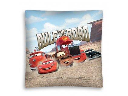 **Polštář DISNEY CARS 01 3D 40x40 cm