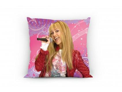 **Povlak na polštář Hannah Montana 01 40x40cm
