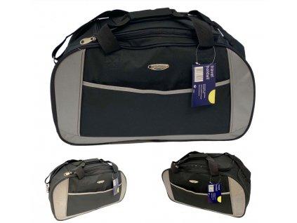 Cestovní taška BORDERLINE 2253 ČERNÁ