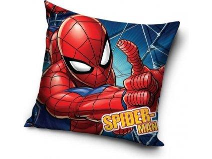 Povlak na polštářek Spiderman Strážce města