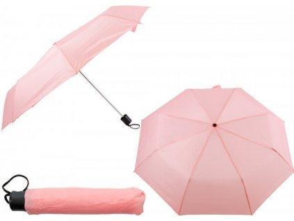 Dámský deštník JBUMB 15 RŮŽOVÝ