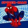 Magický ručníček Spiderman 021