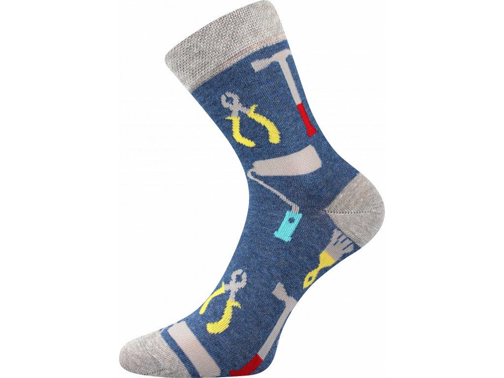ponozky naradi vesele obrazkove vtipne superfit store