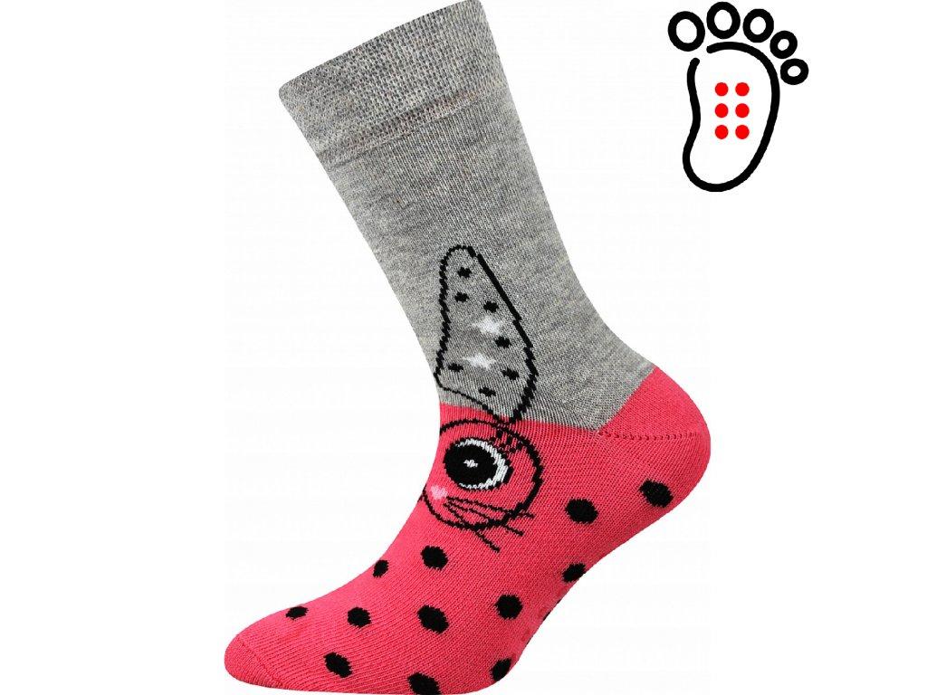 ponozky zajic filip02 abs vesele obrazkove vtipne superfit store