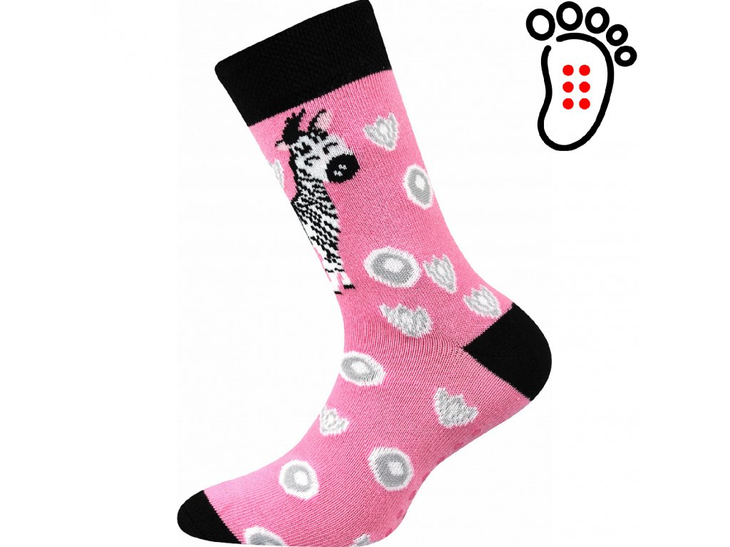 ponozky zebra a srdce filip02 abs vesele obrazkove vtipne superfit store