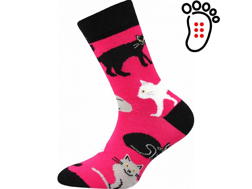 ponozky kocky filip02 abs vesele obrazkove vtipne superfit store