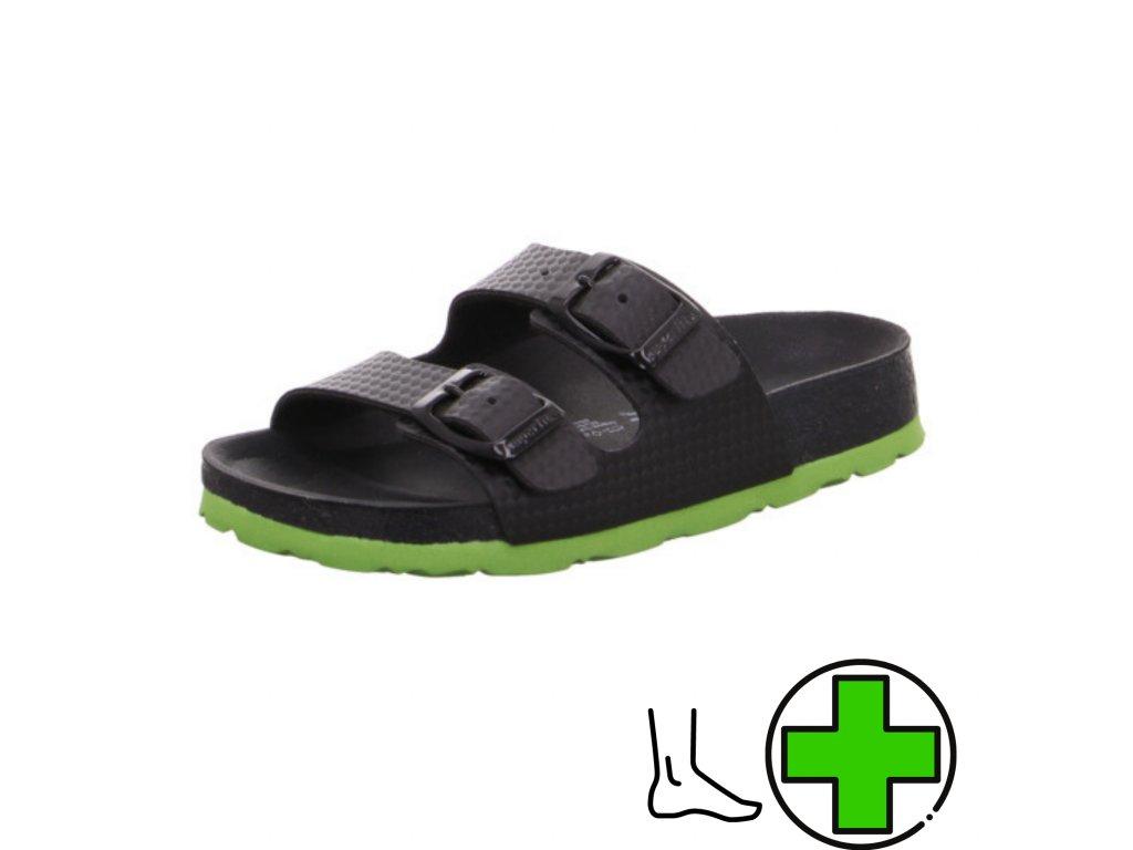 superfit 1 000119 0100 bio korkove pantofle superfit store