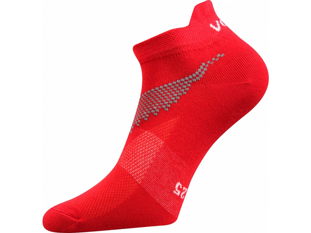 ponozky kotnikove iris cervena a superfit store