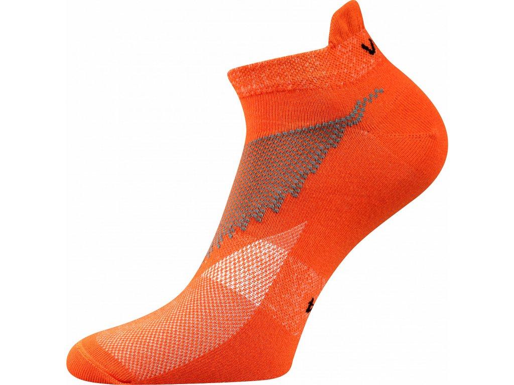 ponozky kotnikove iris oranzova a superfit store