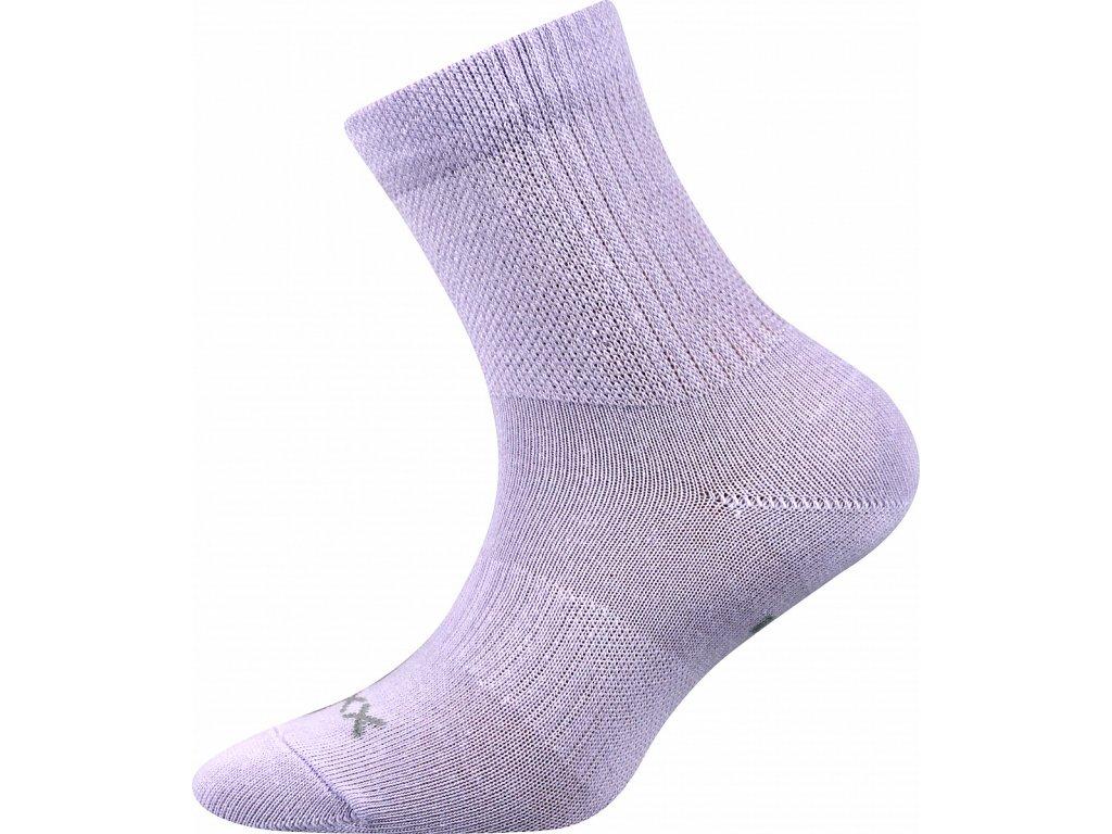 ponozky regularik fialova superfit store