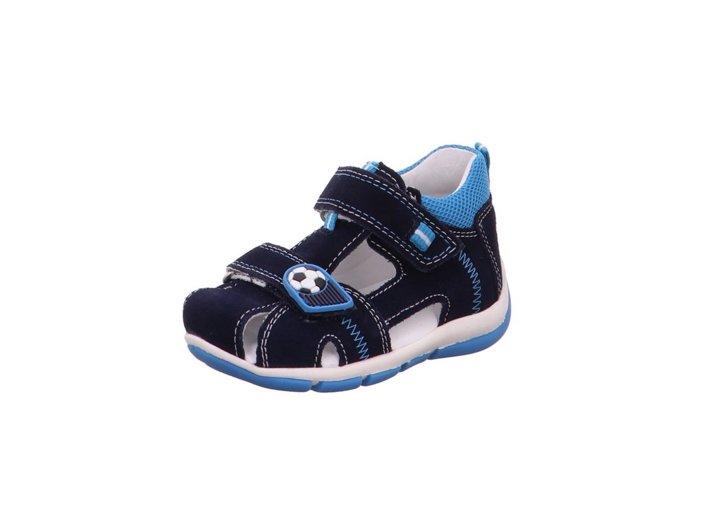 Sandály Superfit FREDDY 0-800144-8100 (Velikost EU 25)