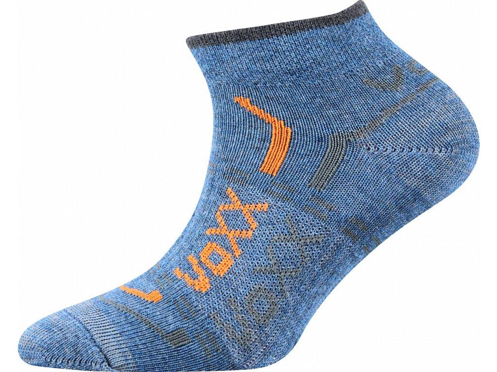 ponozky kotnikove rexik 01 modra c superfit store